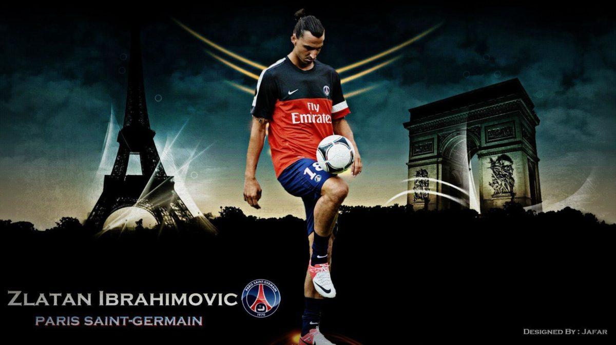 Zlatan Ibrahimovic PSG – Football Wallpaper HD, Football Picture …