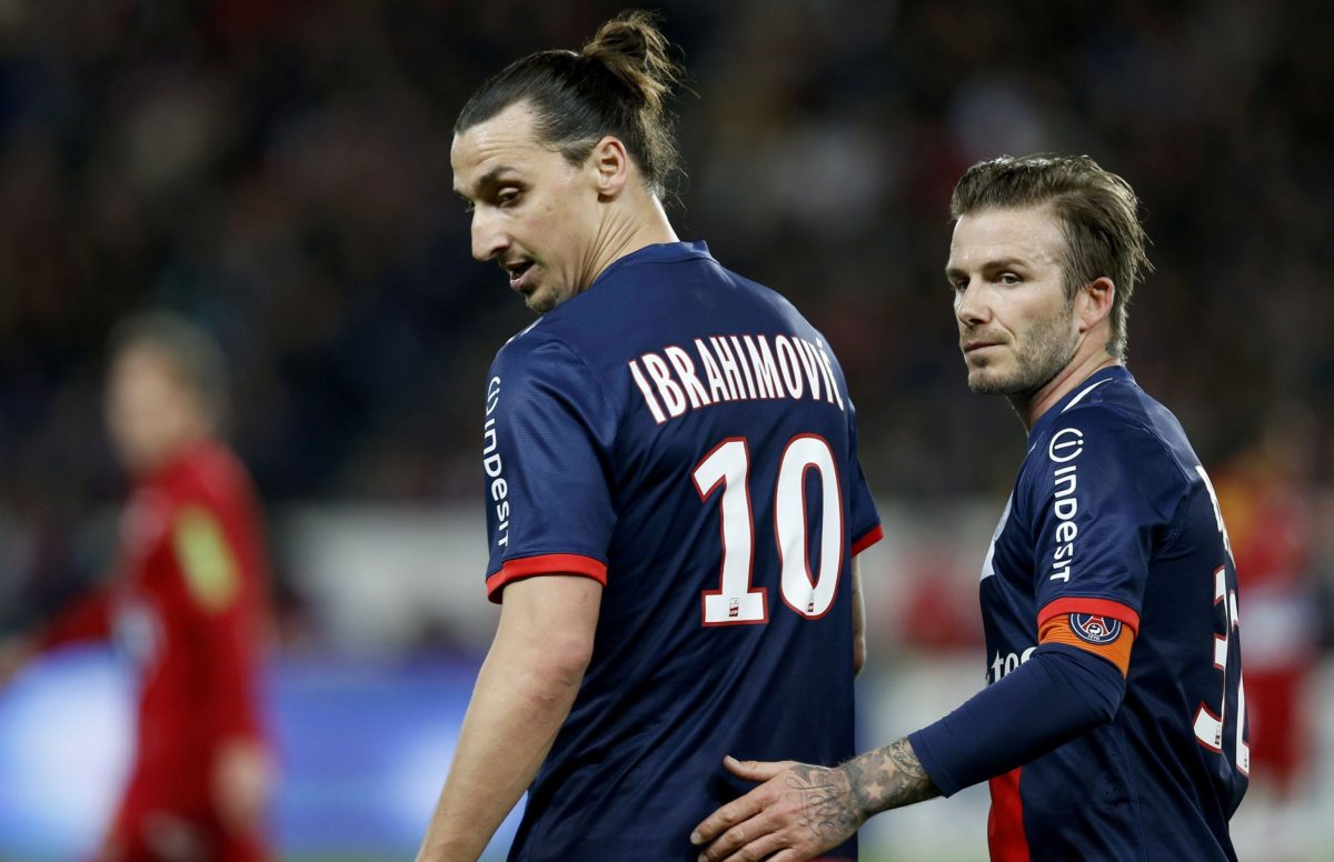 The best football player of PSG Zlatan Ibrahimovic wallpapers and …