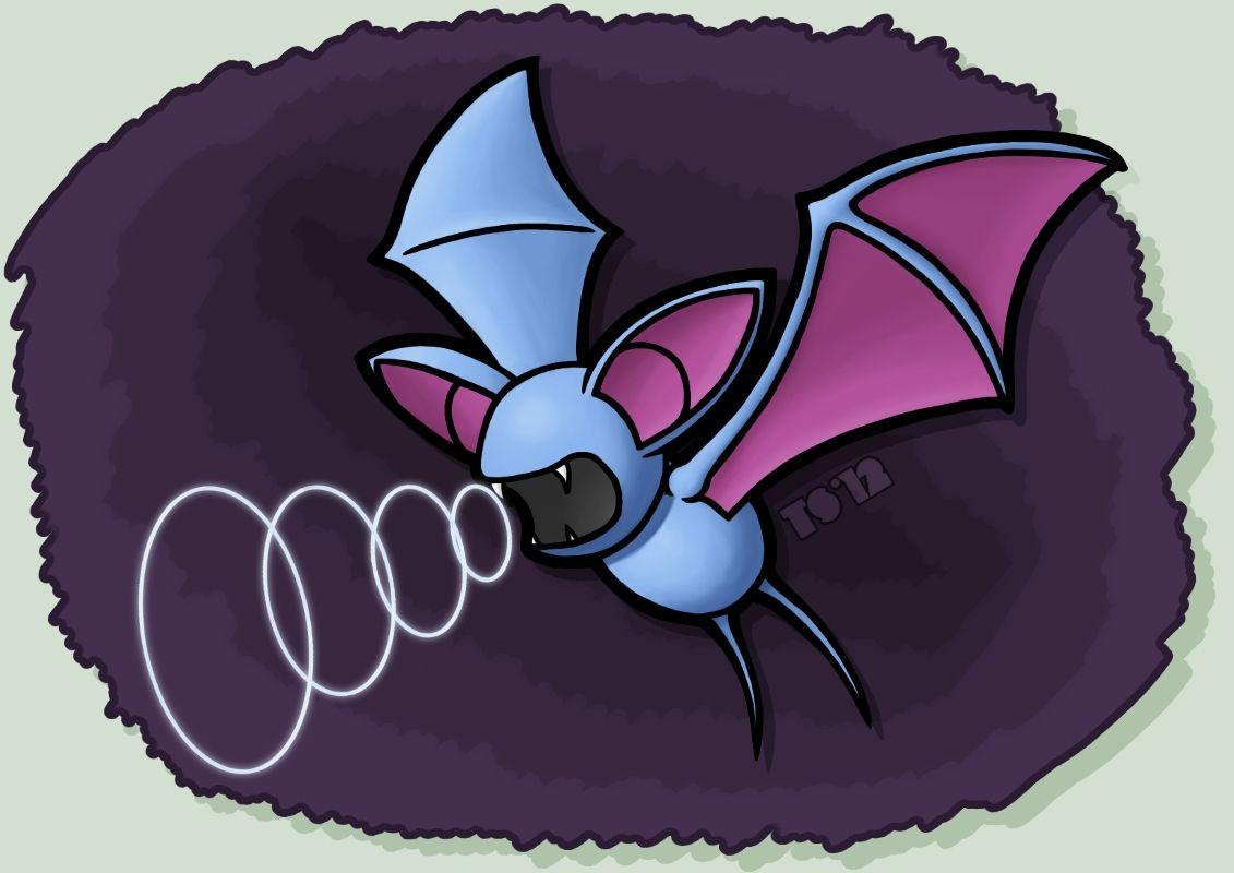 Pin by Rotom Pokedex #001-#493 on #041 – Zubat | Pinterest | Pokémon