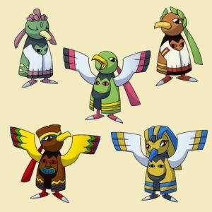 download PokemonSubspecies: Xatu by CoolPikachu29 on DeviantArt