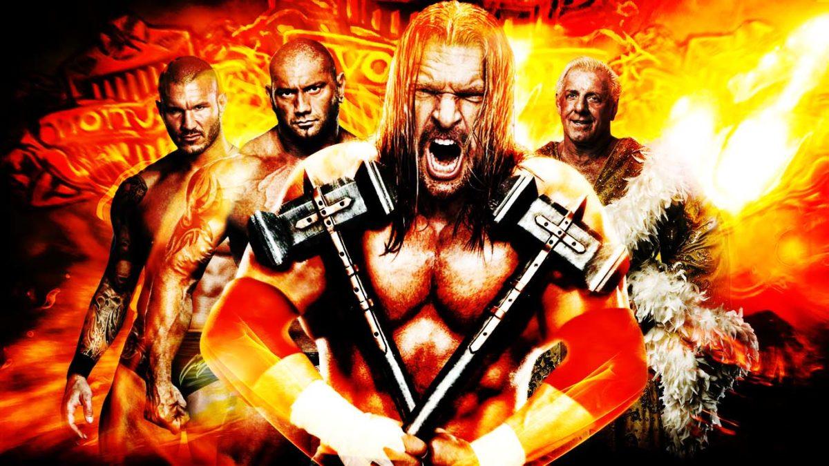 Ultimate WWE Wallpapers Topic – GFX – Smacktalks.