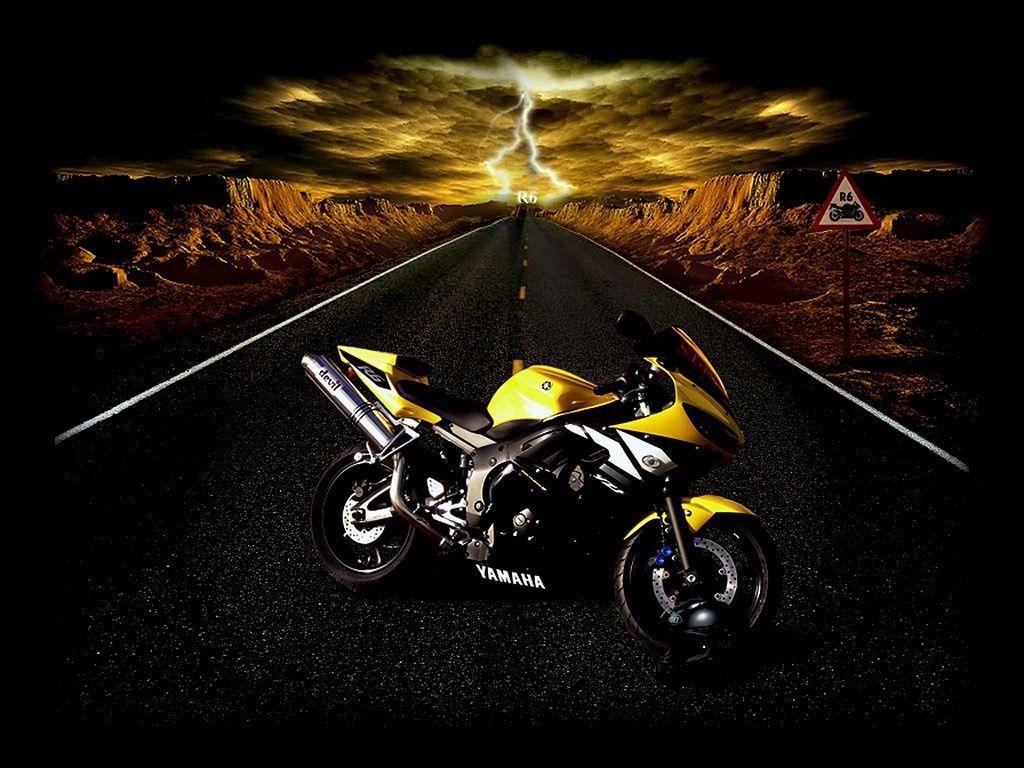 Yamaha R6 Devils Bike bike wallpaper