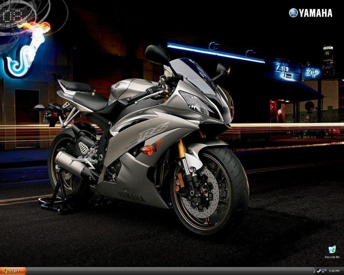 Yamaha R6 Wallpaper by glennxcore on DeviantArt